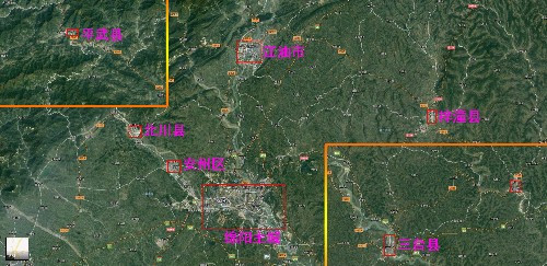 绵阳市经济总量如何_绵阳市地图