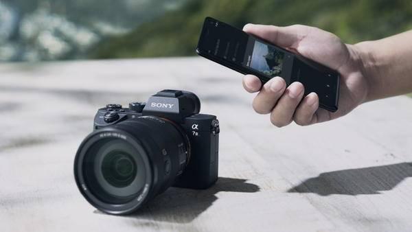 索尼相机app_索尼相机图传应用 PlayMemories Mobile 更名 Imaging Edge Mobile_传输