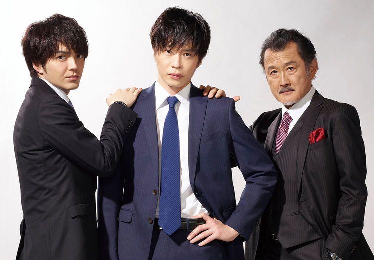 田中圭《大叔之爱剧场版》定档今夏8月23日