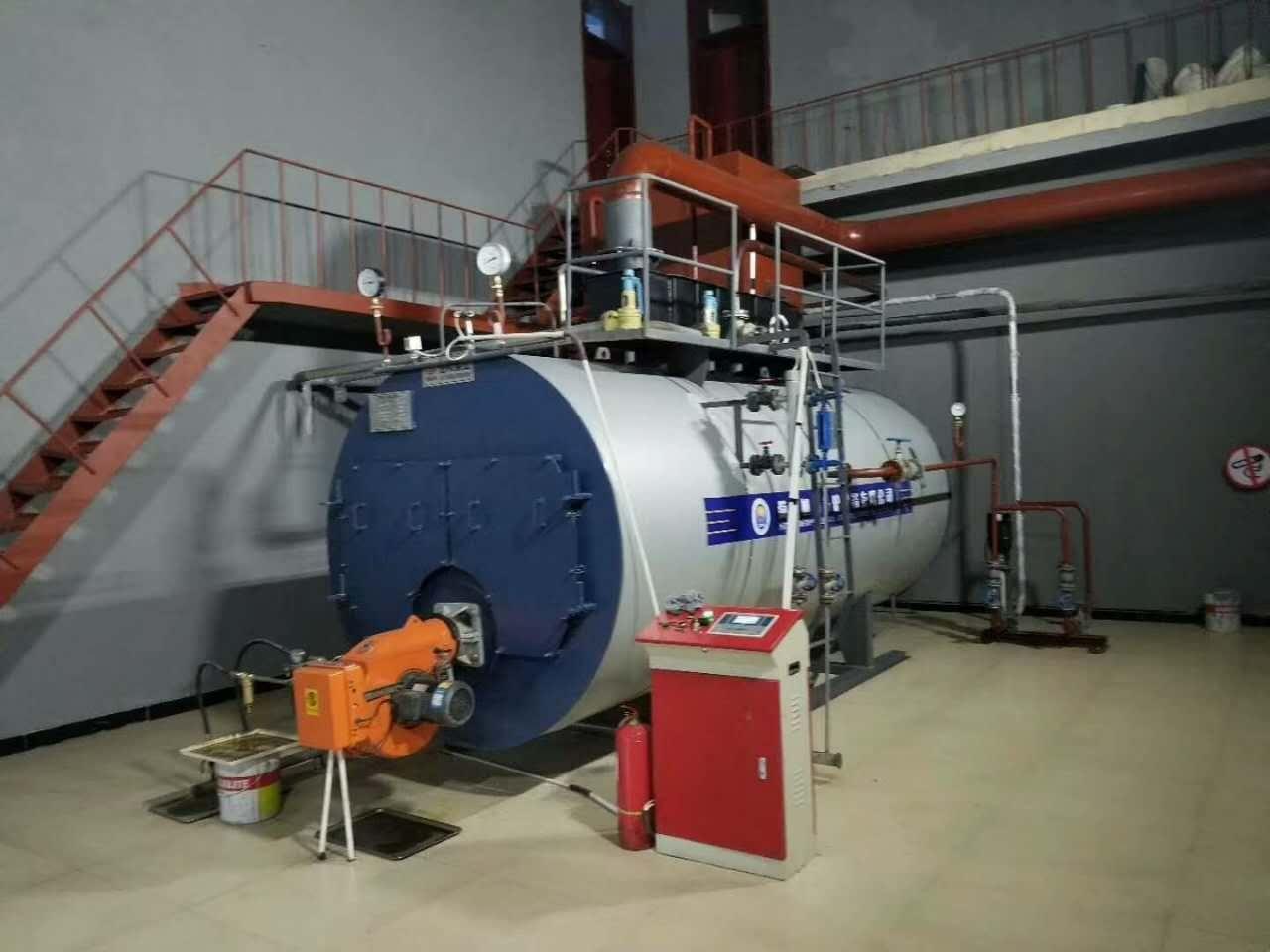 燃气冷凝锅炉供热技术