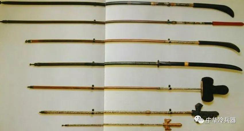 除武士刀之外的日本长兵器你知道多少?