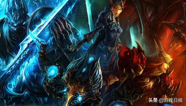 魔兽世界:最值得玩家同情的反派,最后一个遭暴雪剧情杀
