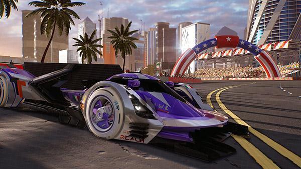 充满未来风 新赛车游戏《杰诺赛车》上市宣传片展示