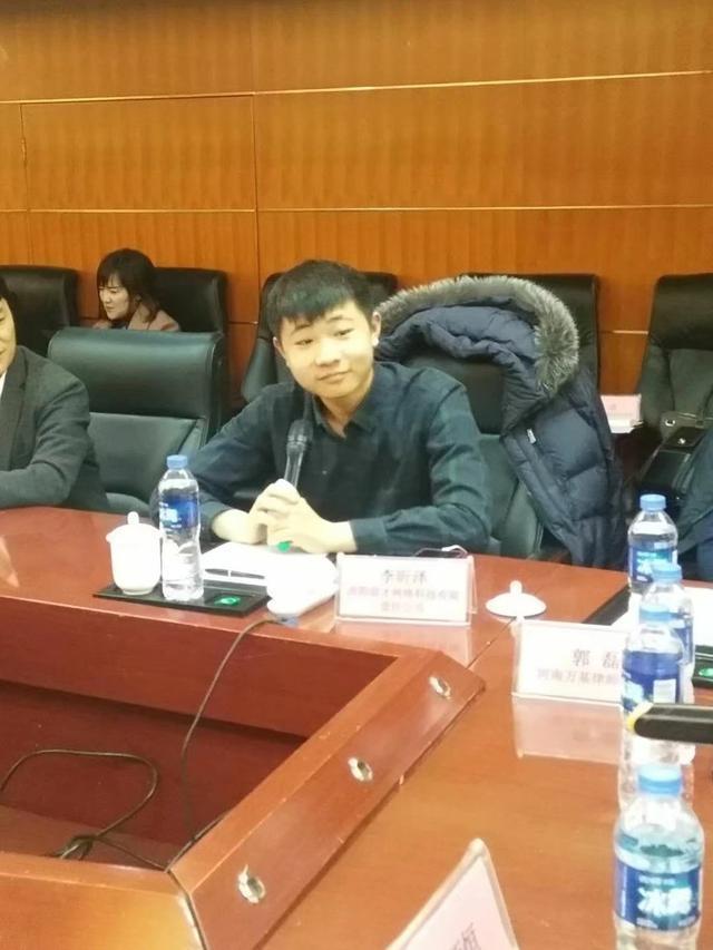 李昕泽:为中国青年创业经济领域核心问题发声