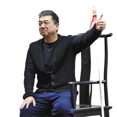 """国话新戏《连环计》玩""""京味儿""""意识流"""