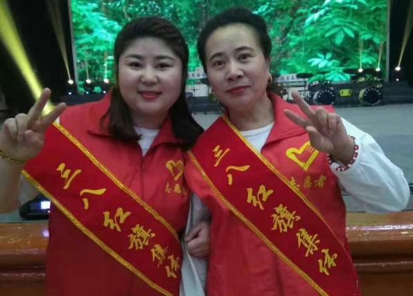 黑龙江拜泉县美女志愿者金冬雪与拜泉县爱心公益志愿者协会的故事