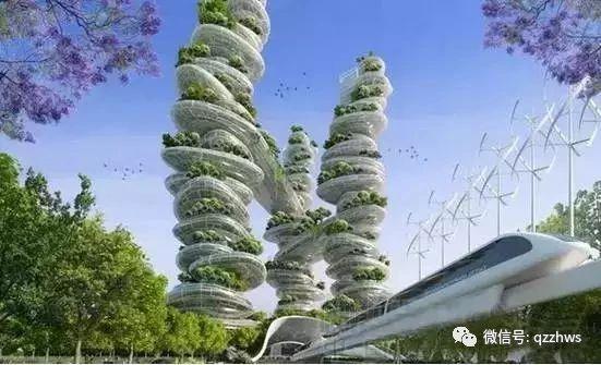 2050年智慧建筑长什么样?