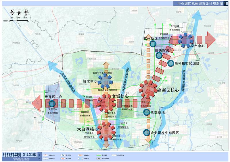 滕州费县高铁规划图