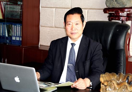 榜样的力量——著名书法家王杰宝