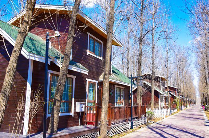 """酒店是个好地方_京津冀旅游圈有个""""通武廊"""",是赏花踏青的好地方,你知道吗"""