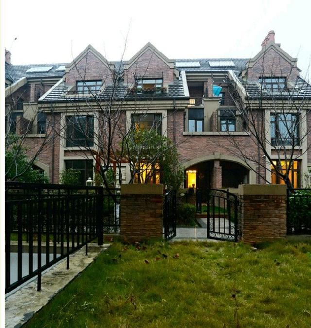 晒晒土豪亲戚的豪宅,刚进门一看,就被进门玄关吸引了_设计