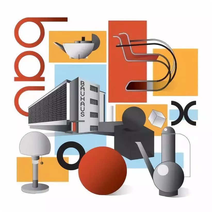 包豪斯100年 | 10件作品,见证10种伟大_设计图片