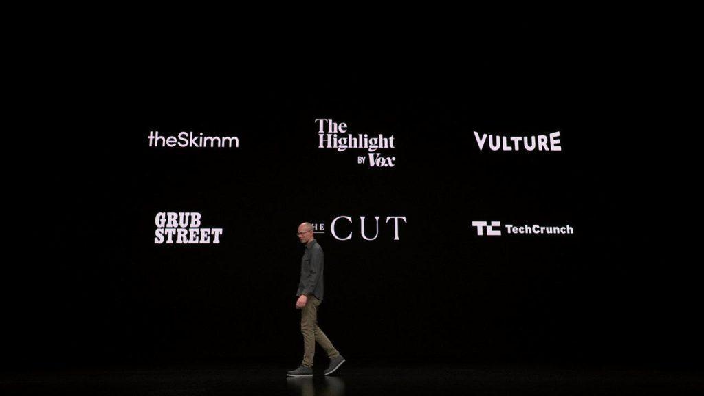 苹果2019新品发布会首发Apple News+,仅开放英语和法语内容