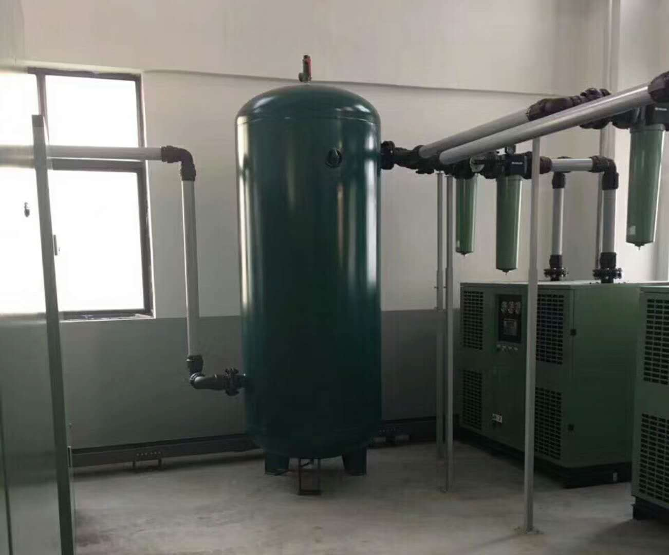 福州空压机储气罐的作用