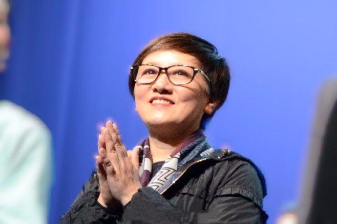 62岁邓婕真实不做作,看着好舒服,实至名归原生态美人胎!