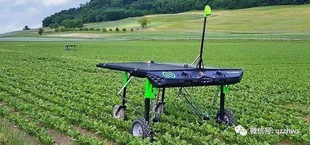 公司的主打产品为田间除草机器人,通过机器识别技术,可以准确识别出杂草,通过机械手臂对杂草进行除草剂喷洒,使除草剂使用量比传统方式减少了 20 倍.