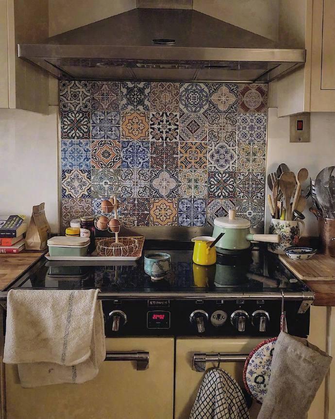 復古懷舊家居設計,復古而不老土,百看不厭!