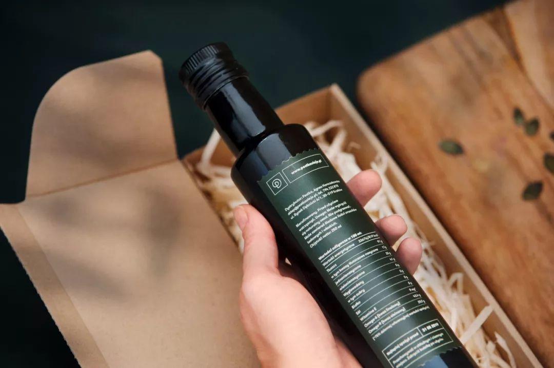 食用油高端包装设计