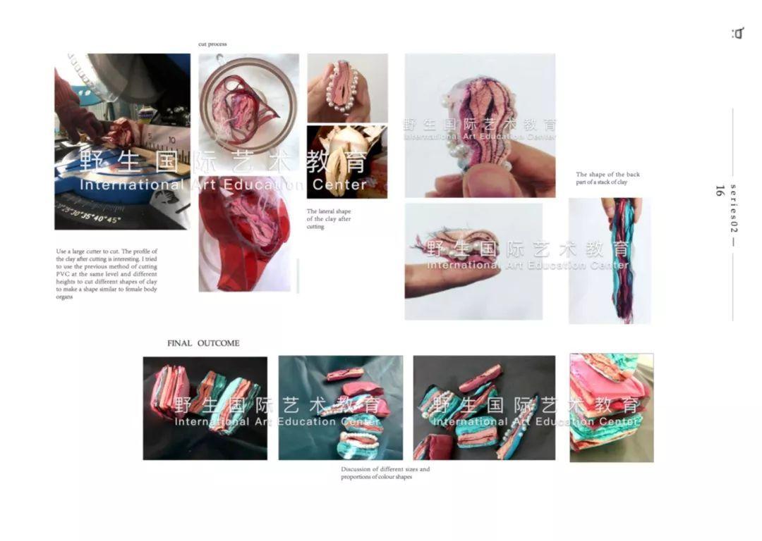 当油画爱上纺织品—专访Chelsea切尔西MA纺织品硕士设计师YUE WANG