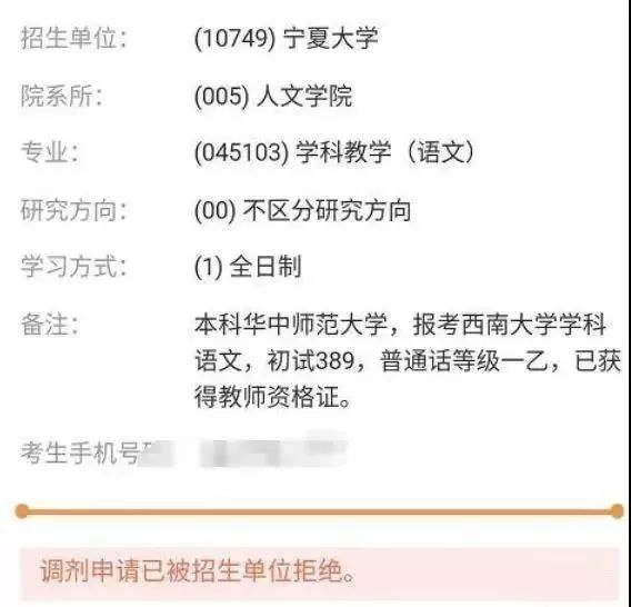 考研最容易调剂的大学_2016江苏师范大学考研调剂信息已公布