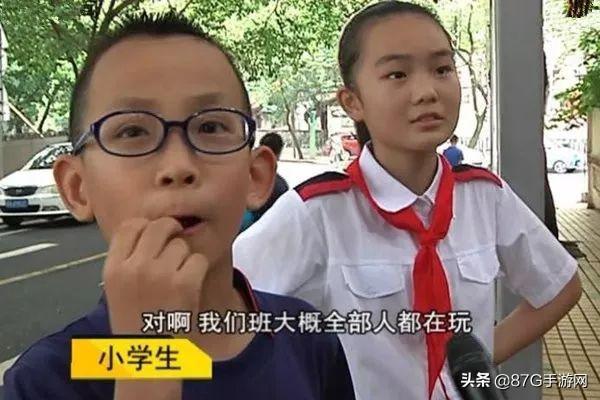 王者荣耀:儿童锁开启测试 小学生哭晕在厕所,玩游戏越来越难