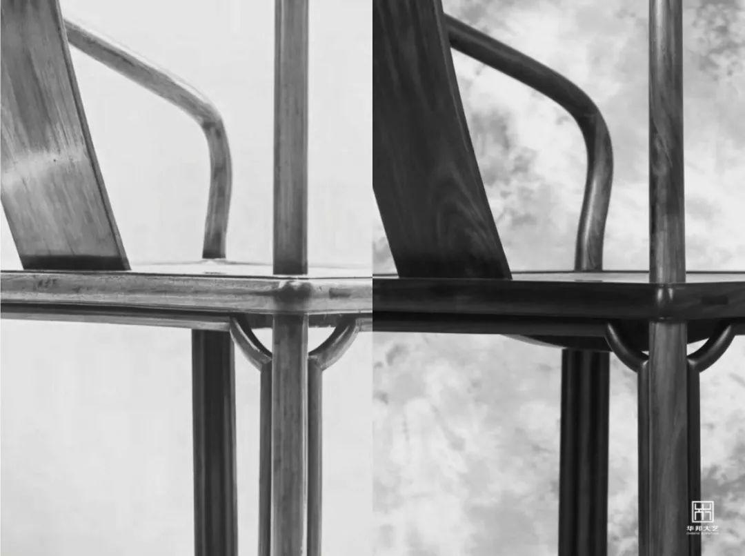 黄花梨竹节圈椅图片