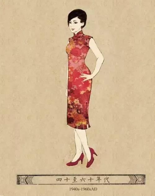 中国古代历朝女装变迁史 清汉族传统服饰终结 满族特色旗袍影响至今