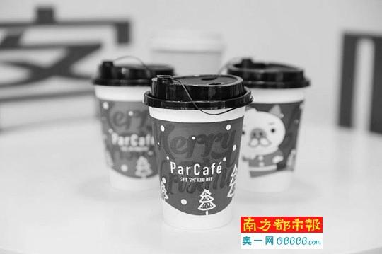 奶茶店卖咖啡,便利店咖啡闹独立