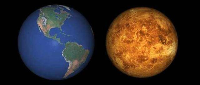 金星的外面犹如地狱,但美科学家称它或比地球更早出现性命