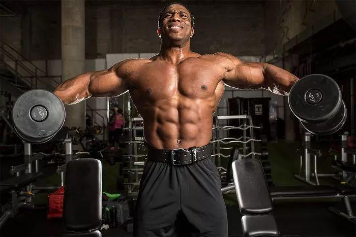 哑铃,肌肉,肩部 1p1p.work