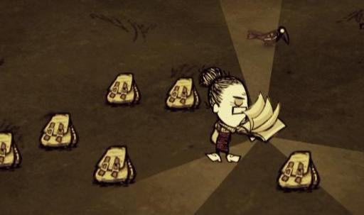 饥荒联机版主机卡图片