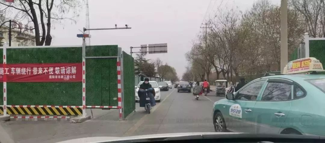官方发布 濮阳这几路公交线路变了