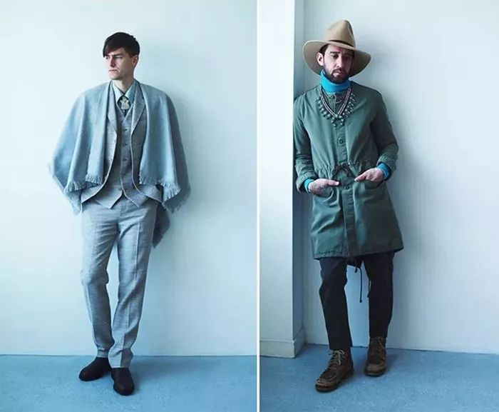 《Vintage神仙联名!TAKASHI KUMAGAI × initial gentleman》