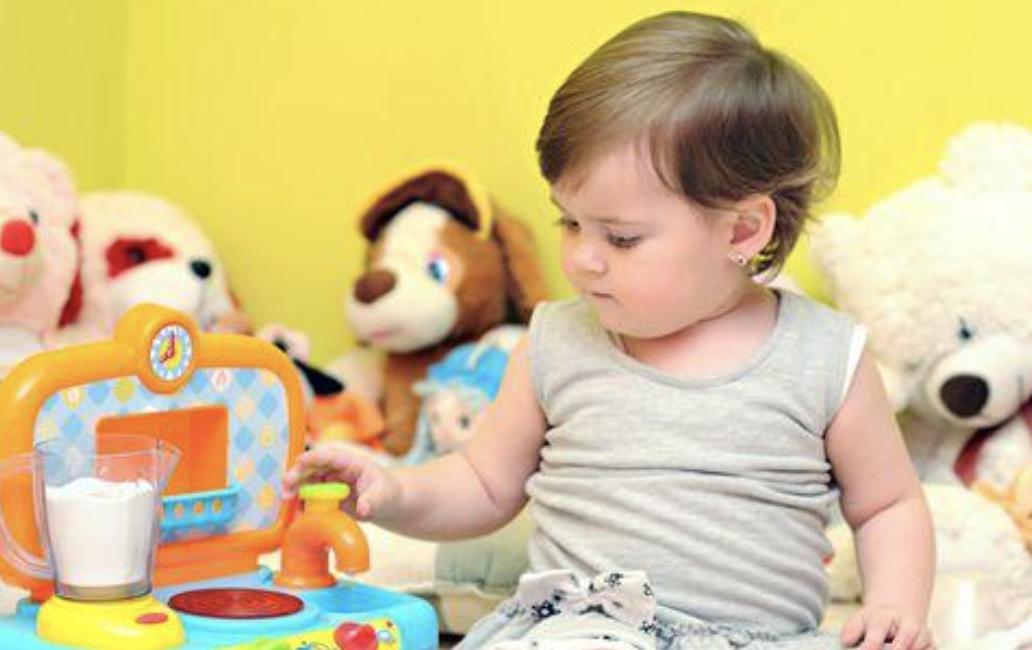 训练宝宝的注意力,可以从一个小游戏