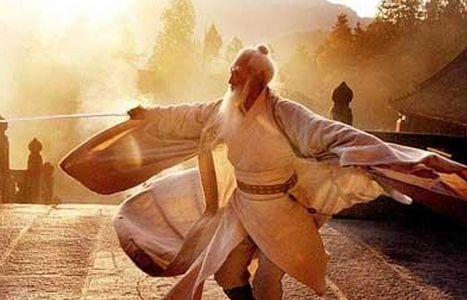 倚天中张三丰唯一一次上少林,一句话吓住三大神僧,不愧是大宗师(图1)