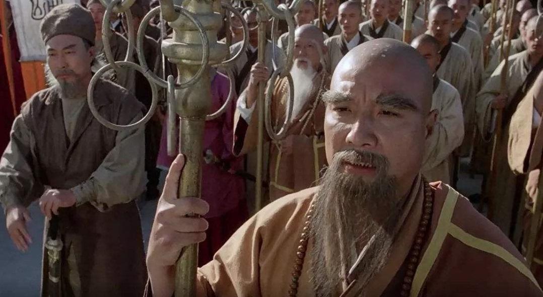 倚天中张三丰唯一一次上少林,一句话吓住三大神僧,不愧是大宗师(图4)