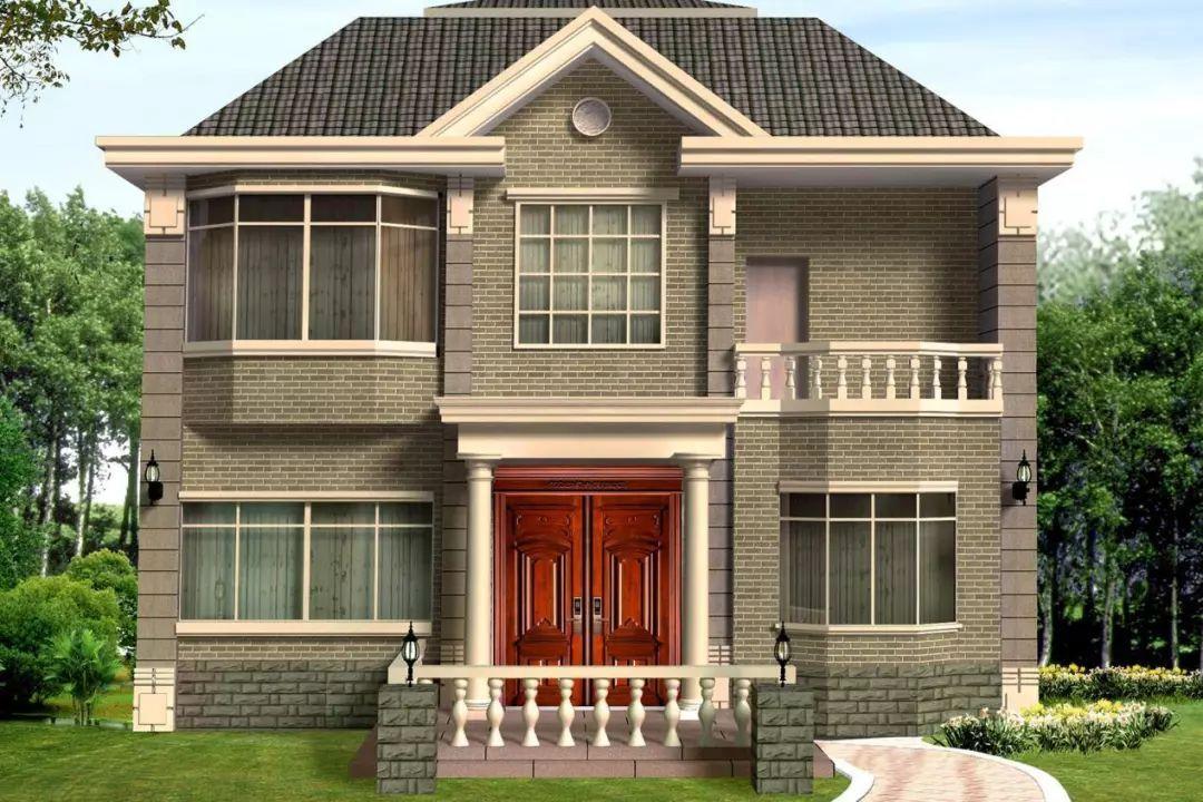 两屋半楼房设计图纸