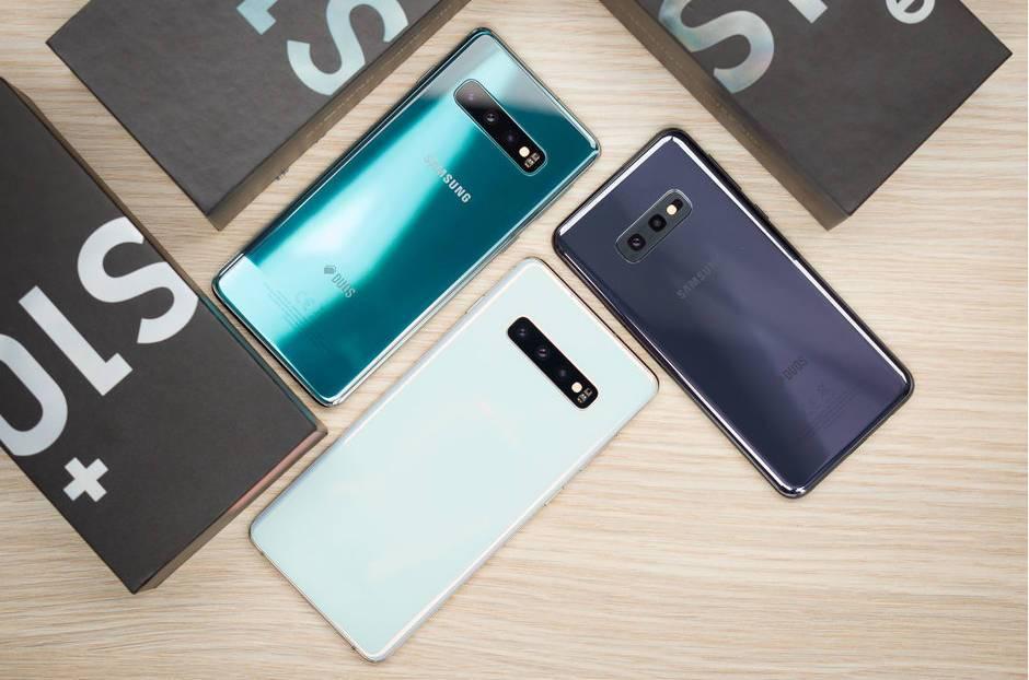 三星Galaxy S10在另一个市场上的表现远远超过Galaxy S9