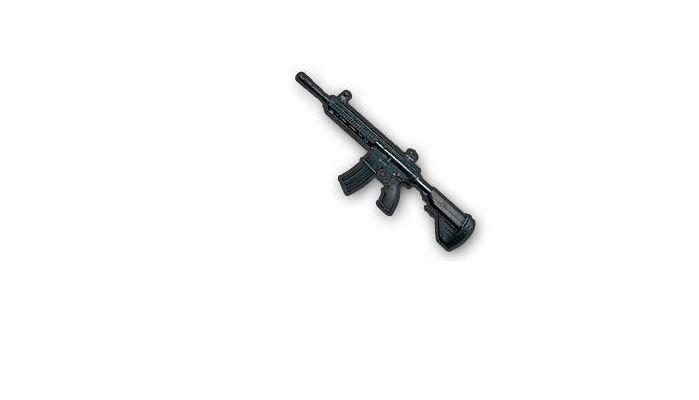 绝地求生 武器人气排名, M416依然稳居第一, M24或将取代98K