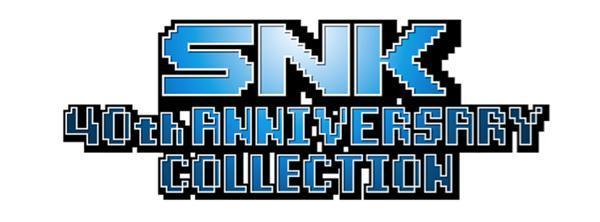 《SNK 40周年游戏合集》将于4月25日正式发售