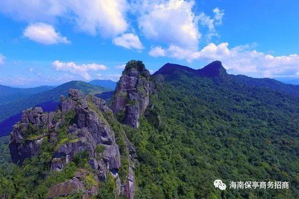 保亭 雨林温泉谧境 国际养生家园