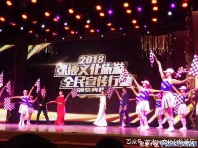 【滾動】張掖市文化旅游全民宣傳行動2018年頒獎典禮暨2019年啟動儀式舉行