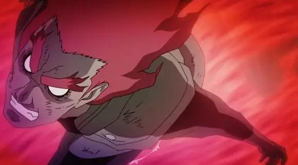 德赢_它才是《火影忍者》中最强的体术,八门遁甲在它眼前就是弟弟!