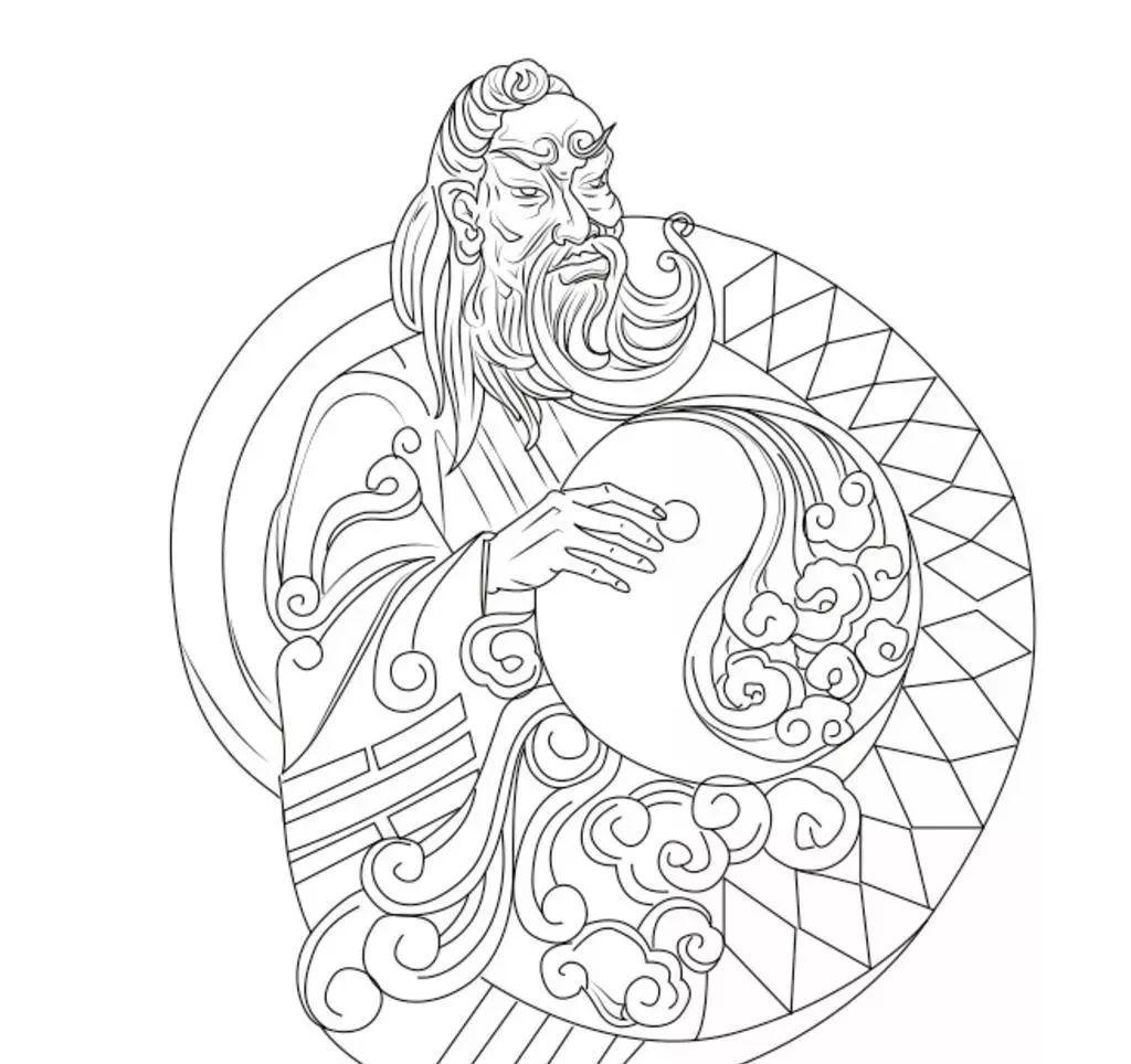 伏羲团结统一了华夏各个部落,定都在陈地(就是今天的淮阳).
