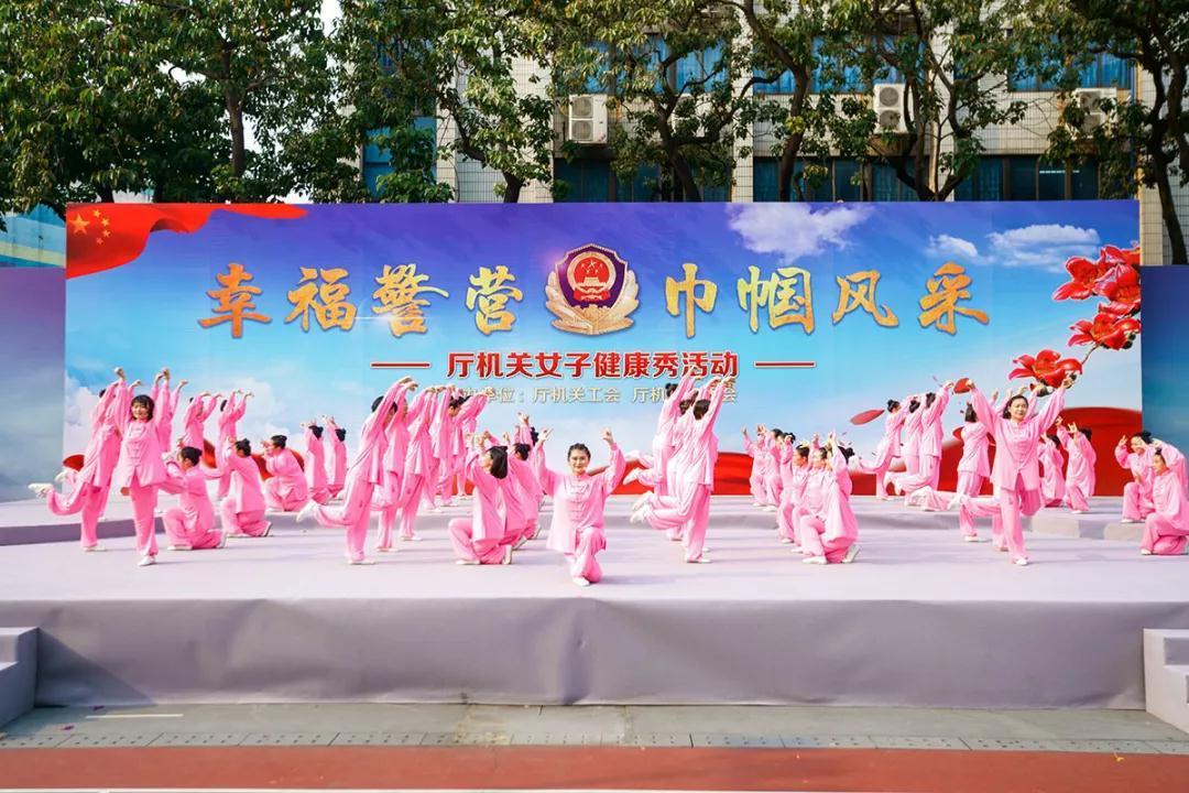 女神月 致敬广东机场公安女警(图35)