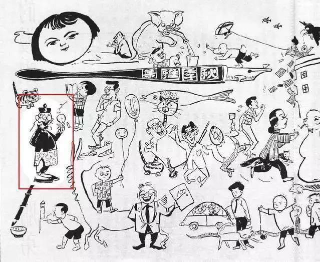 童年的记忆被毁了,原来漫画 老夫子 是抄袭的