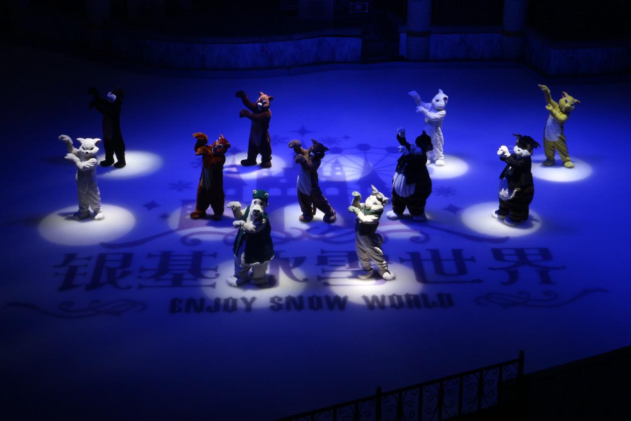 银基冰雪世界焕新开园,更好玩、更奇幻、更惊喜、更优惠!