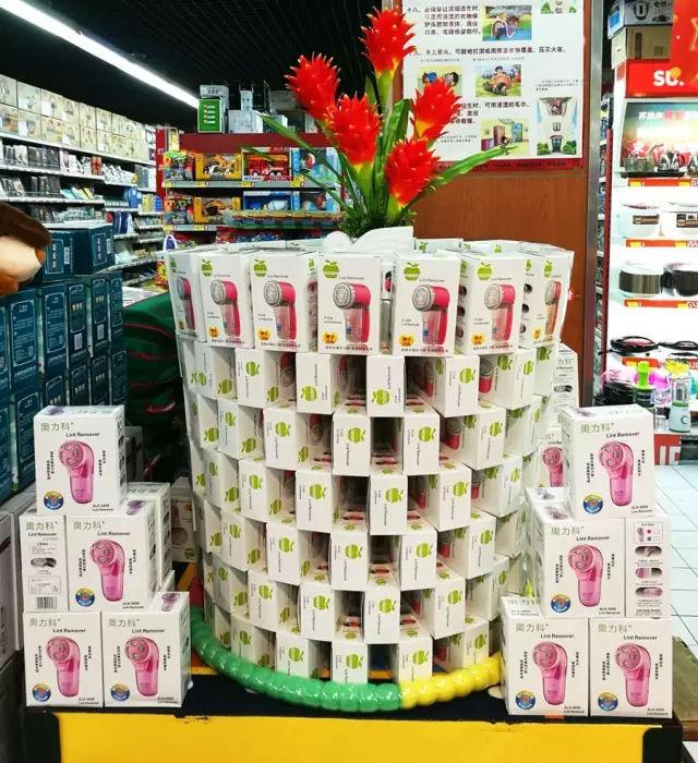 2019超市创意陈列欣赏