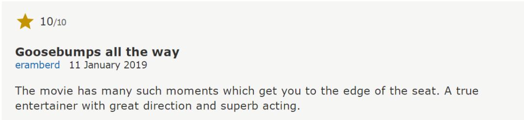 评分9.0的「印度战狼」,把我看傻了