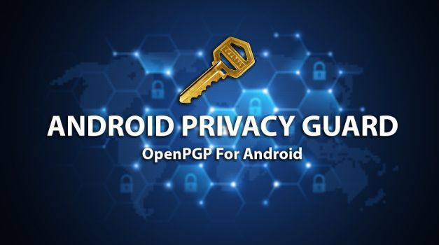 Android Privacy Guard - 适用于Android的OpenPGP_加密